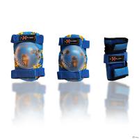 Детская защита для локтей, колен и запястий AMZ-130 (XS, S) Налокотники, наколенники