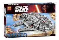 Конструктор BELA SPACE WARS 10467 1364 детали