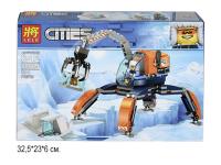 Конструктор LELE Cities 28024 214 деталей
