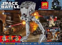Конструктор LELE Space Battle Стражи галактики 35011 461 деталь