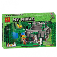 Конструктор MY WORLD 604 дет 10623