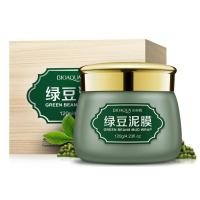 Витаминная маска с ростками зеленого горошка и грязью мертвого моря BQY0740