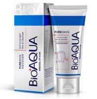 Пенка для умывания против акне антибактериальная  Pure Skin BioAqua BQY0702
