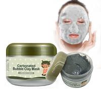 Очищающая пузырьковая кислородная маска на основе глины BQY0511, Bioaqua