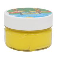 Паста для лепки полимерная самоотверждающаяся желтая арт. 7501-88-05
