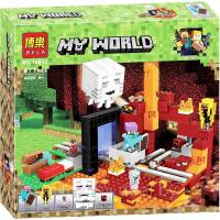 Конструктор Bela My World 10812 477 деталей