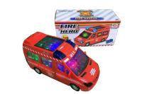 Машина Скорая / Пожарная 3D (свет, звук) 01B / 03B