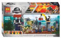 Конструктор BELA Dinosaur World 307 деталей 10923