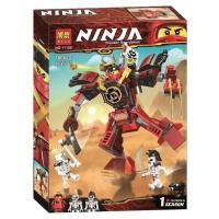 Конструктор BELA Ninja 11159 160 деталей