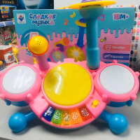 Джаз-барабаны для малышей 2837E