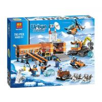Конструктор BELA Urban Arctic 783 детали 10442
