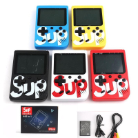 Игровая приставка Retro Sup Gamebox Plus 400 в 1