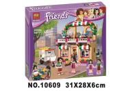Конструктор Friends 310 дет 10609