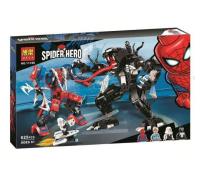 Конструктор BELA Spider Hero Супергерои 625 деталей 11188