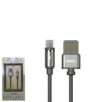 Магнитный кабель USB 2.0 Micro-usb 1.0m Remax RC-095m