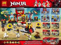Конструктор Lele 31127 Ninja 8 шт в блоке