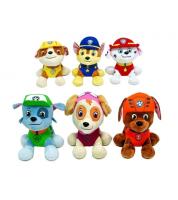 Собачки Мягкие игрушки с 3д глазами 309-7
