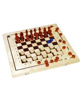 Игра 3 в 1 (шашки, шахматы, нарды) 400х200х36