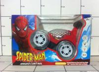 Машина перевертыш на р/у Человек паук 609